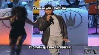 Romeo Santos Ft. Usher - Promise HD Live Subtitulado Spanish Inglés Lyrics