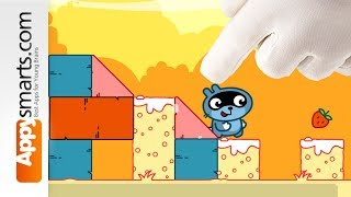Pango Blocks - Simple Puzzle Game for Preschoolers - gameplay for kids