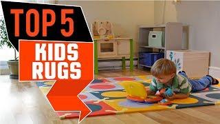 Rugs: 5 Best Kids Rug Reviews In 2019 | Best Rugs For Baby Nursery (Buying Guide)