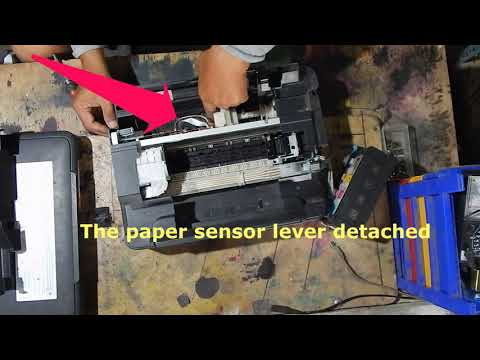 Download Tutorial Paperjam Epson L120 L210 Part 2 Youtube