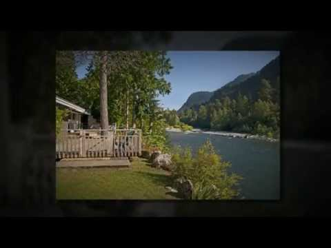 Washington Vacation Cabin Rentals