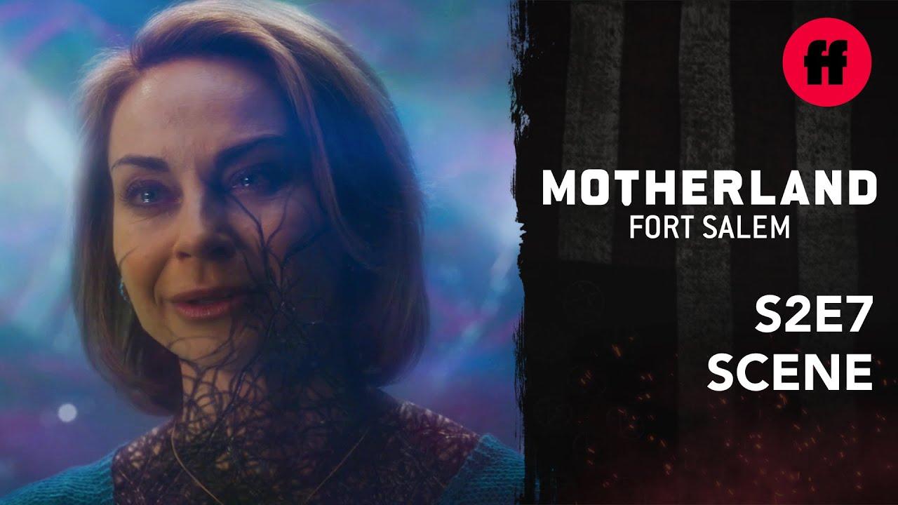 Download Motherland: Fort Salem Season 2, Episode 7 | Raelle is Reunited with Her Mom | Freeform