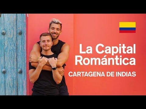 LA CIUDAD MÁS ROMÁNTICA DE AMÉRICA: CARTAGENA (COLOMBIA) | enriquealex