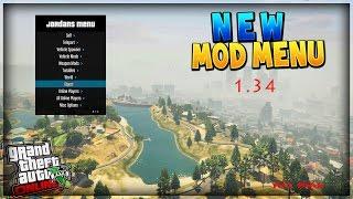 [BRAND NEW] GTA V ONLINE MOD MENU (PC) | JORDANS MENU! | FREE RELEASE | (1.34)