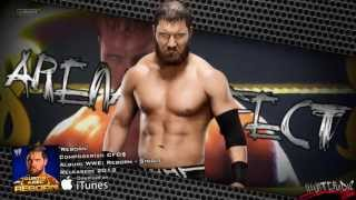 "WWE [HD] : Curtis Axel 11th Theme Song - ""Reborn"" + [Arena Effect][Download Link]"