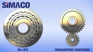 Работа волнового редуктора SIMACO(, 2012-01-06T07:21:44.000Z)