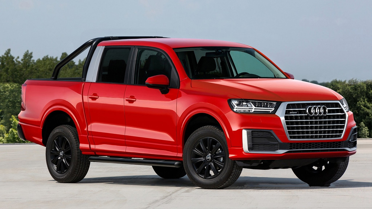 small resolution of dodge pickup 2017 audi pickup truck 2018 revealed youtube