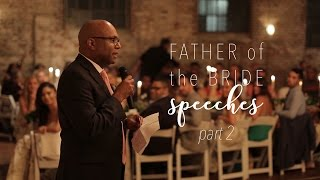 Father of the Bride Speech | Emotional