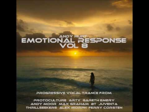Andy Hunt - Emotional Response Vol 8 - Progressive Vocal Trance