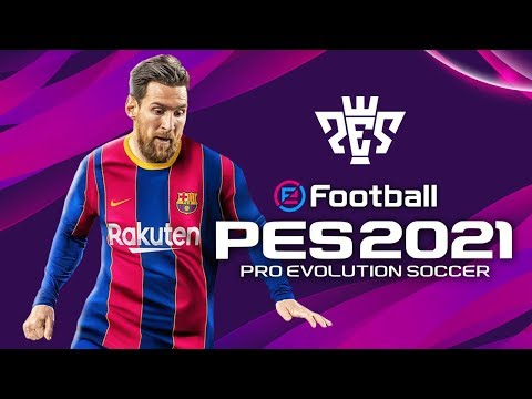 [PC DVD] Full Game Pro Evolution Soccer 2021 Season Update - CPY