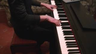 New Man - Ed Sheeran (Piano Cover by Lorcan Rooney)