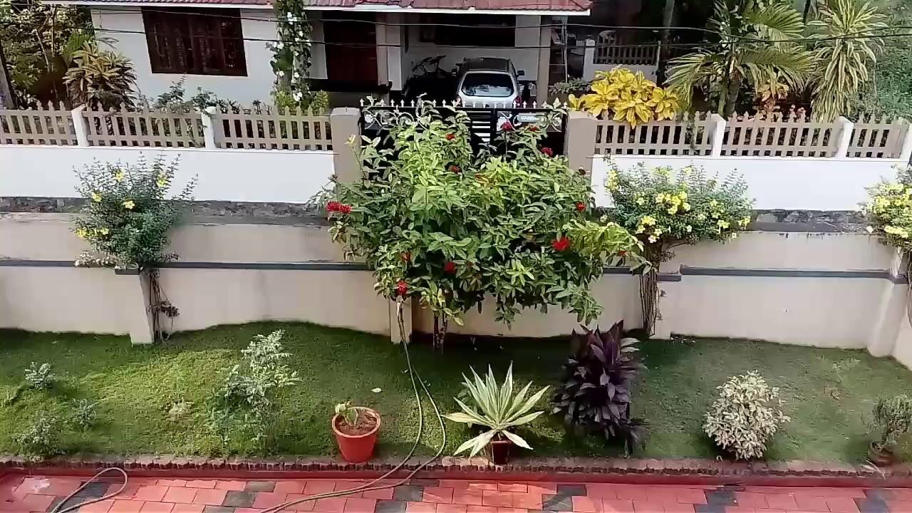 Kerala home gardens - YouTube