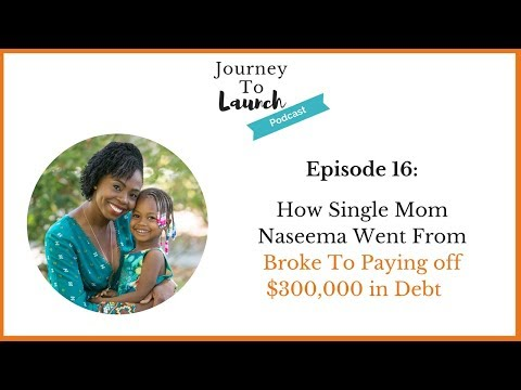 How Single Mom Naseema Paid Off $300,000 in Debt in 2 Years