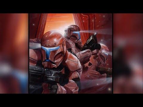 Самые элитные типы клонов Великой армии Республики (Легенды)
