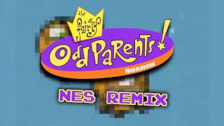 Fairly Oddparents Theme Song 8 Bit