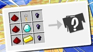 CRAFTING A SECRET MINECRAFT RECIPE!!! [#16]
