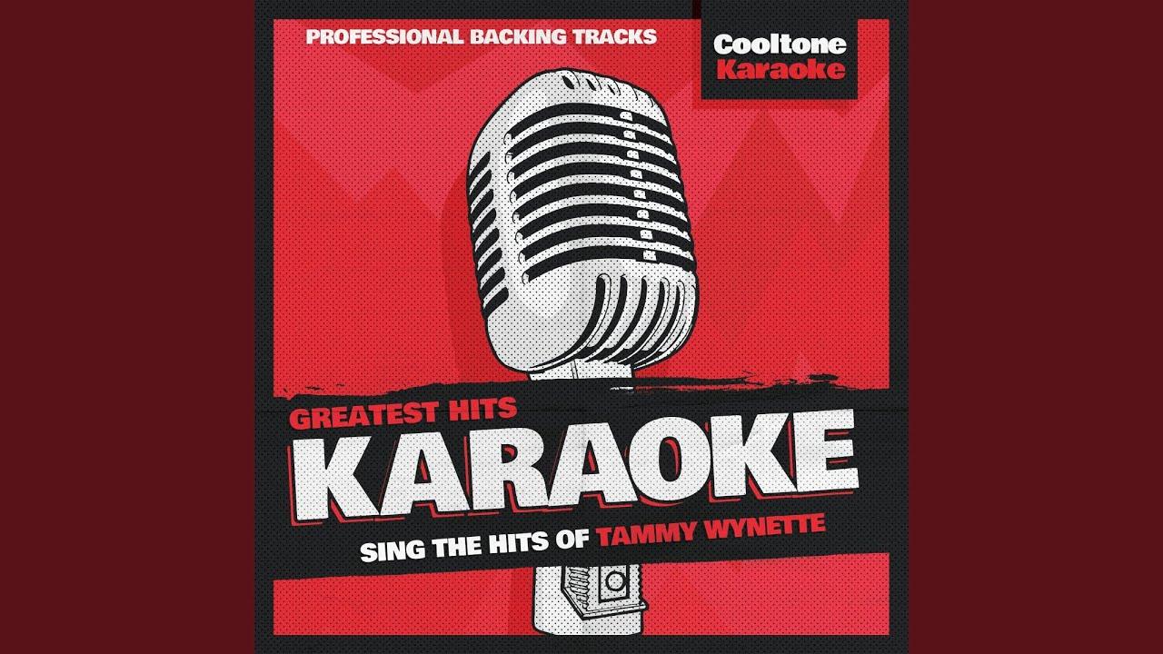 apartment no. 9 (originally performedtammy wynette) (karaoke