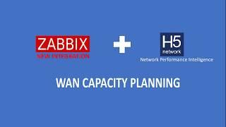 H5 Capacity Planning using ZABBIX