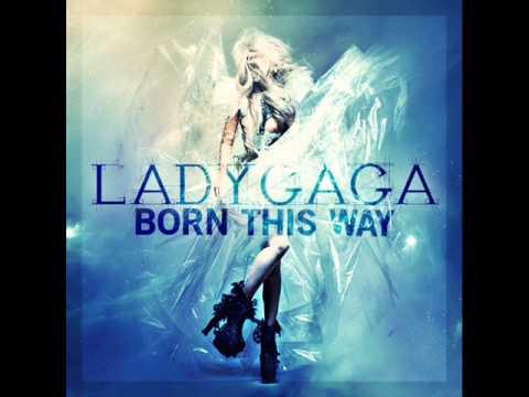 Born this way-Lady gaga(mp3 video)