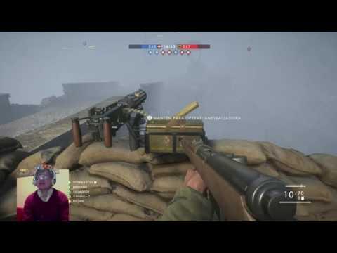 Battlefield 1  VR Experience Ps4  Gameplay en directo