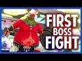 SAOIF: LITERALLY THE BEST NEW GAME! Sword Art Online: Integral Factor Illfang BOSS FIGHT