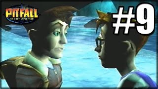 Pitfall The Lost Expedition #9 - Indo ao gelo