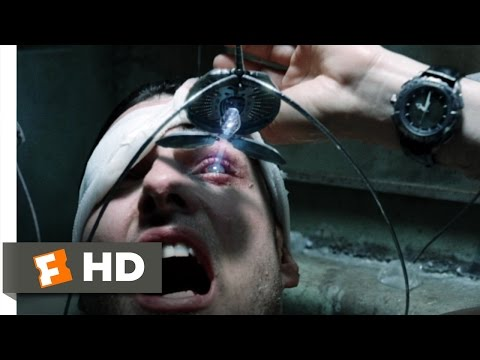 Minority Report (4/9) Movie CLIP - Spider Robots (2002) HD