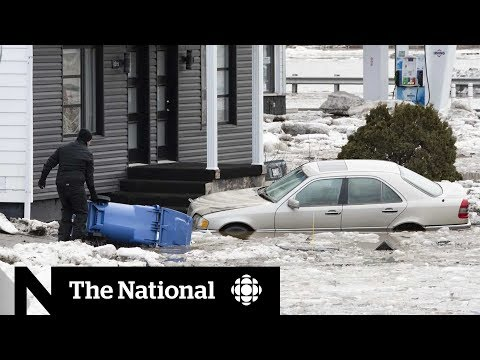 Eastern Canadian cities brace for downpours amid sweeping flood warnings