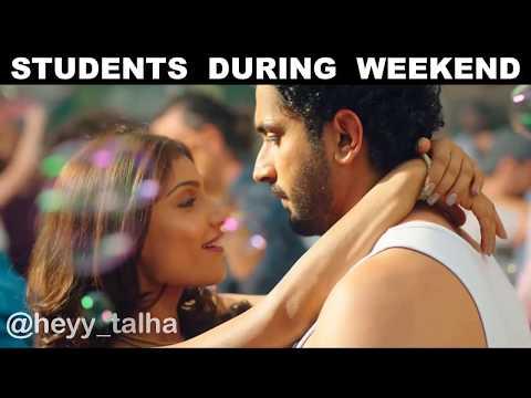 Random Situations On Bollywood Style - Bollywood Song Vine