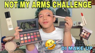 NOT MY ARMS CHALLENGE - aku tersiksa😫  | Alfa Subagio