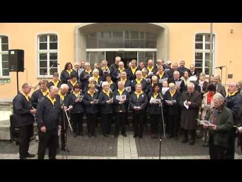 """Danke""- Konzert des Senats-Chors"