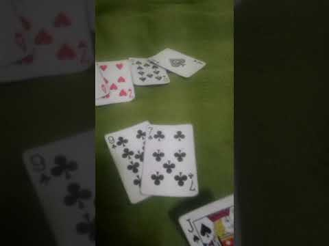 Карточная игра в секу
