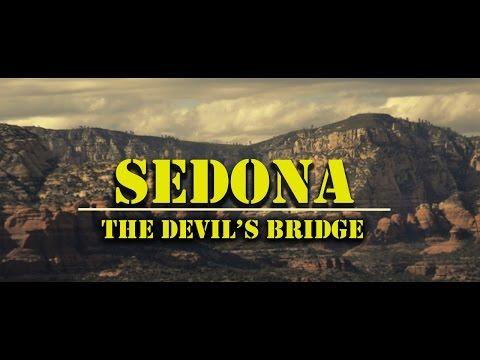 USA Road Trip || Phoenix To Sedona || Devil's Bridge