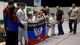 34(ч) Чемпионат России по трикингу * НЕПОБЕДИМАЯ ДЕРЖАВА 2015 * Тольятти
