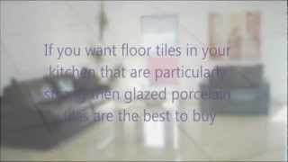 Kitchen Floor Tiles | Types Of Kitchen Floor Tile