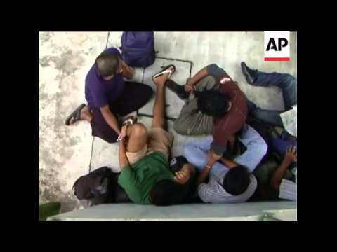 Malaysia detains 114 Sri Lankan migrants allegedly on way to Australia