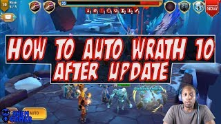 How To Auto Wrath 10 (After Update) - Might and Magic Elemental Guardians (MMEG)