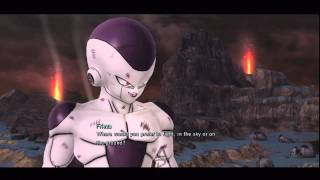 Dragonball Z Ultimate Tenkaichi: Story Mode Playthrough | Episode 19: Goku vs Frieza