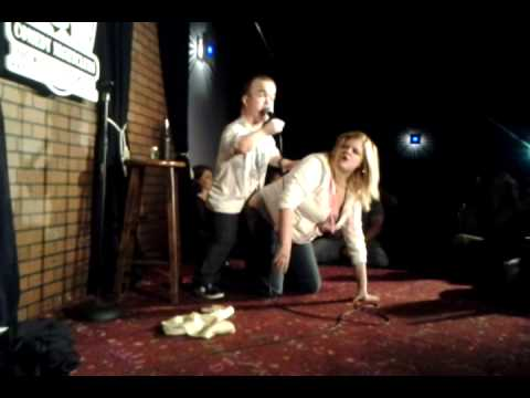 Midget comedian has sex on stage from YouTube · Duration:  1 minutes 42 seconds