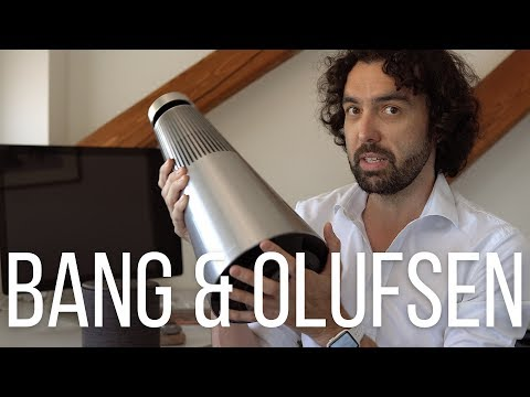 Zvuk a design podle Bang & Olufsen - BeoPlay A9, M5 &BeoSound 2