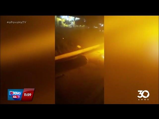 Casal morre após acidente entre motocicletas na cidade de Queimadas - O Povo na TV