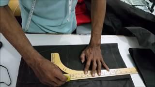 Cara membuat pola dan menjahit baju rompi anak laki laki MEMBUAT POLA BAJU ROMPI ANAK