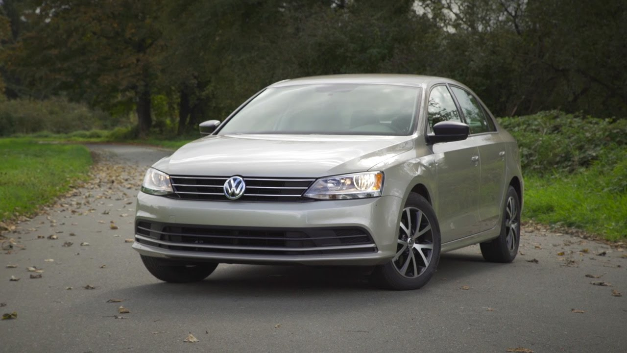 2015 Volkswagen Jetta Se 1 8t Review Autonation Youtube