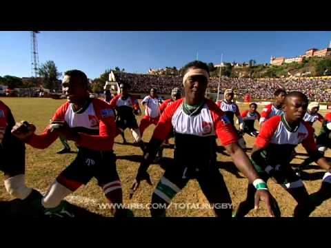 Total Rugby - Madagascar Haka