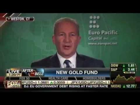 EUROPAC GOLD FUND LAUNCHED