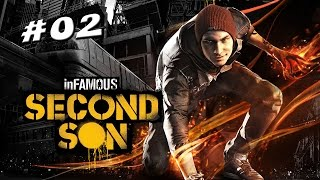 Infamous: Second Son - PART 2 / Fear & Loathing! (PS4 Walkthrough)