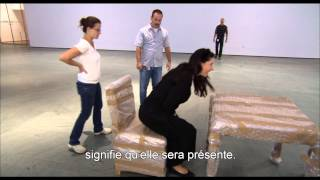 marina abramovic the artist is present bande annonce officielle vostf