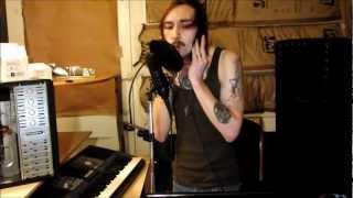 """Danny Thomas owl city""""Fireflies"""" Vocal Cover"""