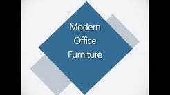 Modern Home Office Furniture in Calgary - Best for Standing Position too