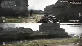 Call of Duty Ghosts LIVE Gameplay